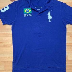 POLO Ralph Lauren Brazil Short sleeve Polo